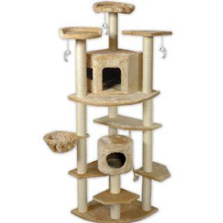 Cat Condos & Cat Trees Go Pet Club SKU: GPC1013