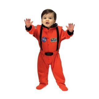 Aeromax Jr. Astronaut Suit in Orange for 6 12 Months Costume
