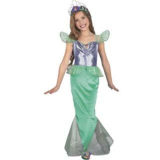 Disguise Ariel Little Mermaid Standard Child Costume DI6309_M