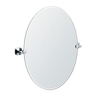 Gatco Jewel Mirror; Chrome