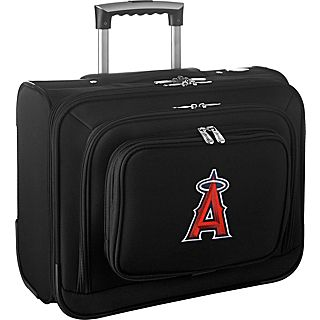 Denco Sports Luggage MLB Los Angeles Angels of Anaheim 14 Laptop Overnighter