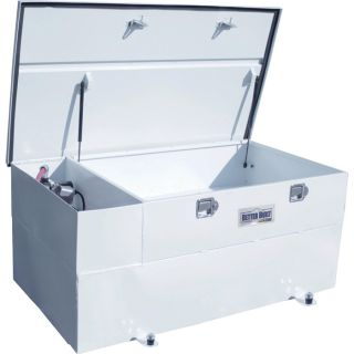 Better Built Diesel Fuel Steel Combo Transfer Tank with Pump — 91-Gal. Capacity  Transfer Tank Combos