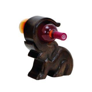 UMA Enterprises Happy Elephant Wine Holder