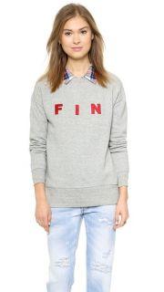 Band of Outsiders FIN Sweatshirt