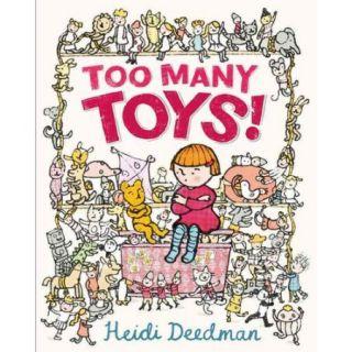 Too Many Toys!