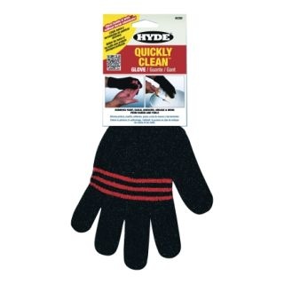 Hyde Cleaning Gloves in Black (44250)   Fabric & Chore Gloves