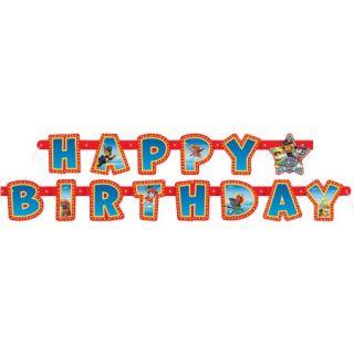 "6"" PAW Patrol Birthday Banner"