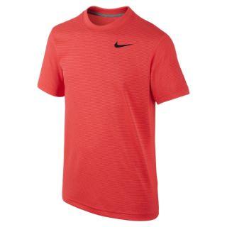 Nike Dri FIT Touch 男孩训练短袖童衫