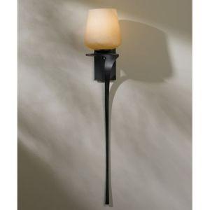 Hubbardton Forge HUB 204710R 07 H236 Antasia Dark Smoke  Wall Sconces Lighting