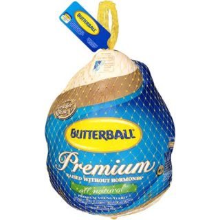 Butterball Premium Whole Young Tom Turkey