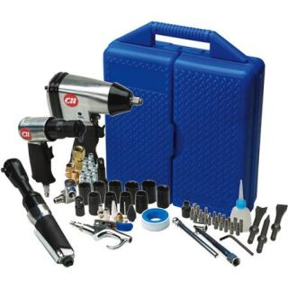 Campbell Hausfeld 62 Piece Air Tool Kit