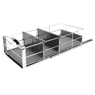 simplehuman 9 Pull Out Cabinet Organizer