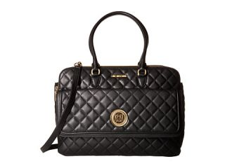 LOVE Moschino Large Classic Quilted Handbag