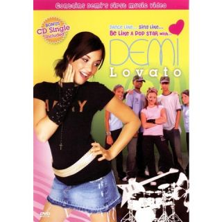 Be Like A Pop Star With Demi Lovato [DVD/CD]