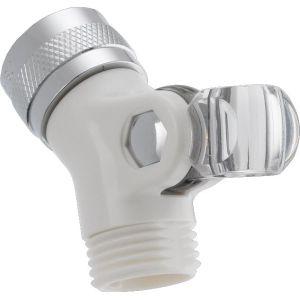 Delta Faucet U4002 WH PK Universal White  Handshower Holders Tub & Shower Accessories