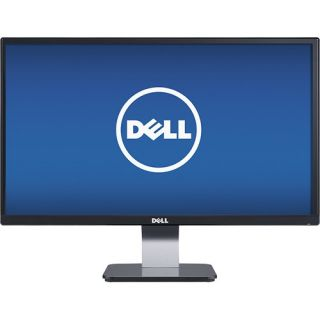 """Dell S Series 21.5"""" Widescreen Flat Panel IPS LED HD Monitor Black S2240M"""