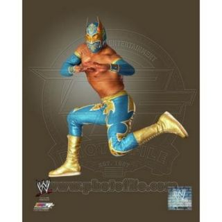 Sin Cara 2011 Posed Sports Photo (8 x 10)