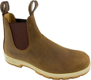Blundstone Super 550 Series Boot   Crazy Horse/Brown Gore/Gum Sole