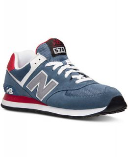 New Balance Mens 574 Core Plus Casual Sneakers from Finish Line