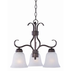 Maxim MAX 10122ICOI Basix Oil Rubbed Bronze  Mini Chandeliers Lighting