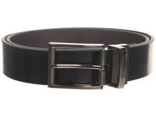 Calvin Klein 35MM Reversible Flat Belt Black/Brown