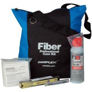 Camplex Cleaning Kit for LEMO Type SMPTE 304/311M Hybrid Fiber Optic Connectors FIBERCLEAN 1