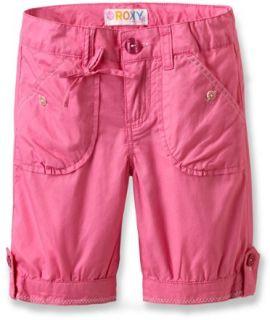 Roxy Teenie Wahine Fancy Pants Bermuda Shorts   Youth Girls