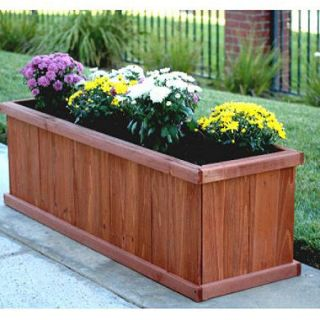 Blue Marble Designs Magnum XL 48  Rectangular EDIA Planter Box