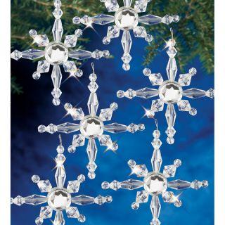 Holiday Beaded Ornament Kit North Star   16363338