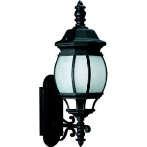Sea Gull Lighting 89103BLE 12 Wynfield Black  Outdoor Sconce Lighting