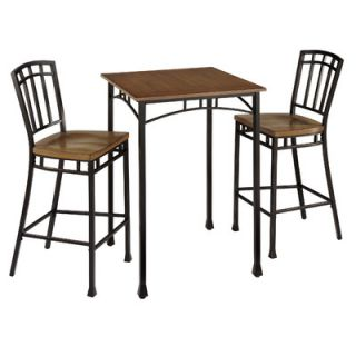 Home Styles Modern Craftsman Pub Table Set