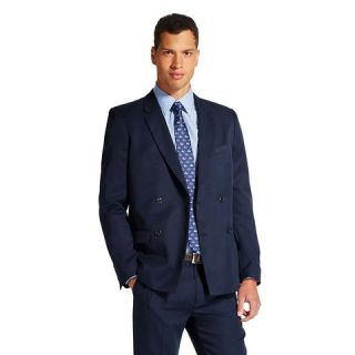 Mens Suit Blazer Navy   WD·NY Black