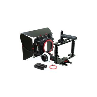 Camtree Kit 100 Fort Camera Cage With Camshade Matte Boxand X5 Follow
