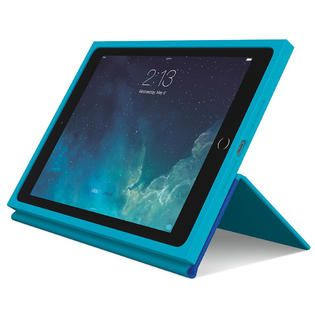Logitech Logitech BLOK Protective Case with AnyAngle Stand for iPad