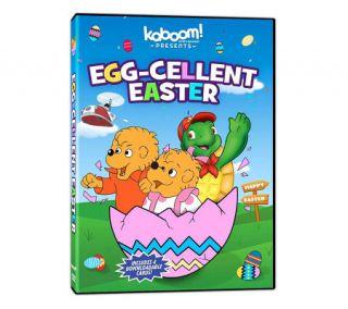 Kaboom! Egg Cellent Easter DVD —