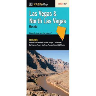 Las Vegas/North Las Vegas Fold Map