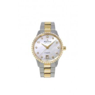Alpina Comtesse Automatic Mother of Pearl Dial Ladies Watch Item No