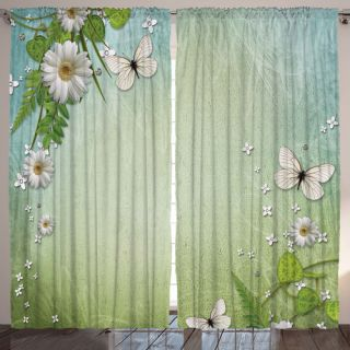 Amy Butler Kyoto Curtain Panel by Welspun
