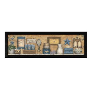 Millwork Engineering Starlight Bath by Carrie Knoff Framed Painting