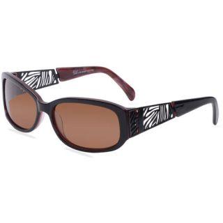 Sol by Daisy Fuentes Womens Prescription Sunglasses, 105 Gold