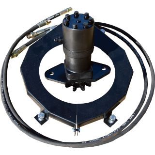 NorTrac Hydraulic Chute Rotation Motor for 3-Pt. Snow Blowers  Snow Blower Accessories