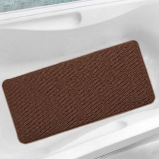 Sweet Home Collection Antibacterial Cushioned Waffle Non Slip Bath Tub Mat