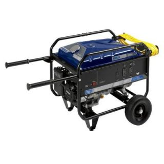 KOHLER 5,000 Watt Gasoline Powered 50 State Portable Generator with Command PRO Commercial Engine PA GEN50 3002 PC