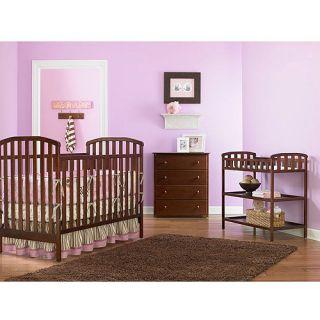 Nursery 101   Baby's Room Deluxe, Walnut
