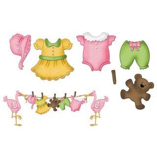 CottageCutz Die 4X4 Baby Girl Clothes   Shopping   Big