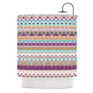 KESS InHouse Ayasha Shower Curtain