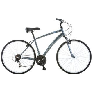 Mens Network 1.0 700c Hybrid Bike by Schwinn