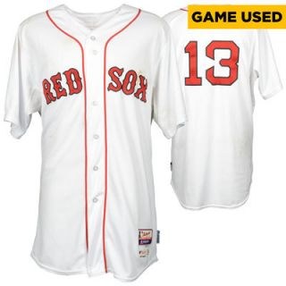 Hanley Ramirez Boston Red Sox  Authentic Game Used Jersey vs Los Angeles Angels on May 23, 2015