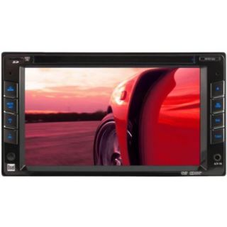 "Dual XDVD1262 Car Multimedia Receiver w/ 6.2"" Touchscreen"