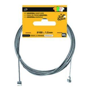 Tour de France Brake Cable 1.5 mm x 2000 mm 374033